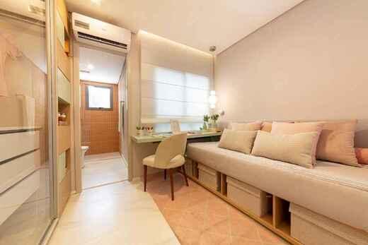 Dormitorio - Apartamento à venda Rua Major Maragliano,Vila Mariana, São Paulo - R$ 1.724.810 - II-17676-29004 - 16