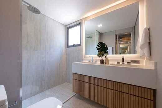 Banheiro - Apartamento à venda Rua Major Maragliano,Vila Mariana, São Paulo - R$ 1.724.810 - II-17676-29004 - 17