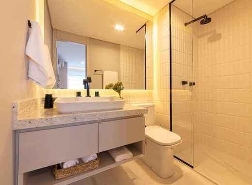 Banheiro - Apartamento à venda Rua Major Maragliano,Vila Mariana, São Paulo - R$ 1.724.810 - II-17676-29004 - 18