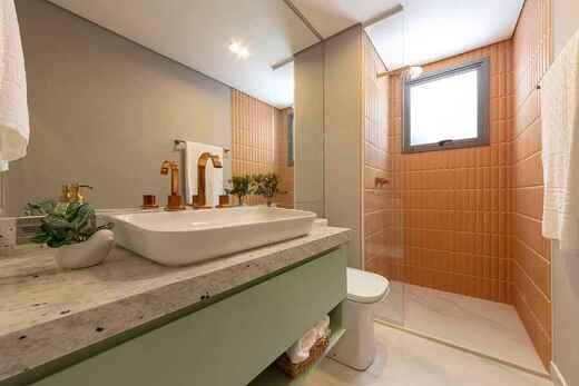 Banheiro - Apartamento à venda Rua Major Maragliano,Vila Mariana, São Paulo - R$ 1.724.810 - II-17676-29004 - 19