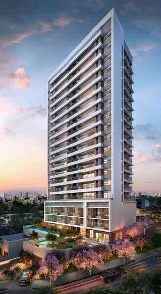 Fachada - Apartamento à venda Rua Major Maragliano,Vila Mariana, São Paulo - R$ 1.724.810 - II-17676-29004 - 1