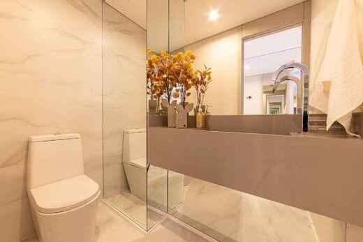 Banheiro - Apartamento à venda Rua Major Maragliano,Vila Mariana, São Paulo - R$ 1.724.810 - II-17676-29004 - 20