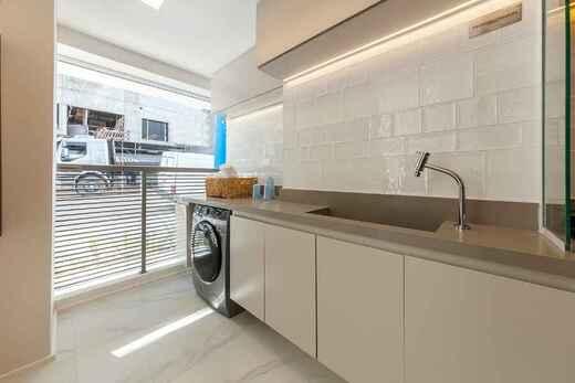 Lavanderia - Apartamento à venda Rua Major Maragliano,Vila Mariana, São Paulo - R$ 1.724.810 - II-17676-29004 - 21