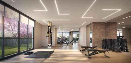Fitness - Apartamento à venda Rua Major Maragliano,Vila Mariana, São Paulo - R$ 1.724.810 - II-17676-29004 - 23