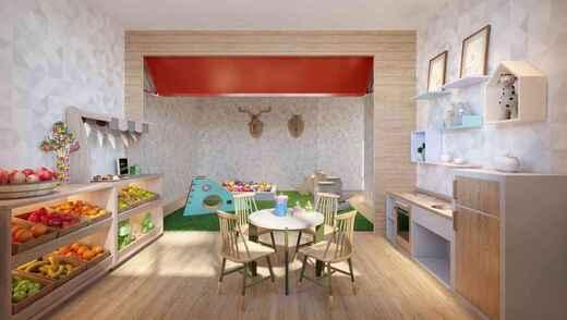 Espaco kids - Apartamento à venda Rua Major Maragliano,Vila Mariana, São Paulo - R$ 1.724.810 - II-17676-29004 - 25