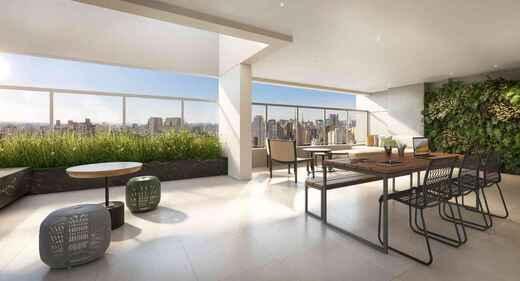 Coworking - Apartamento à venda Rua Major Maragliano,Vila Mariana, São Paulo - R$ 1.724.810 - II-17676-29004 - 26