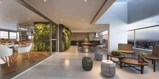 Churrasqueira - Apartamento à venda Rua Major Maragliano,Vila Mariana, São Paulo - R$ 1.724.810 - II-17676-29004 - 27