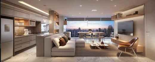 Living - Apartamento à venda Rua Major Maragliano,Vila Mariana, São Paulo - R$ 1.724.810 - II-17676-29004 - 5
