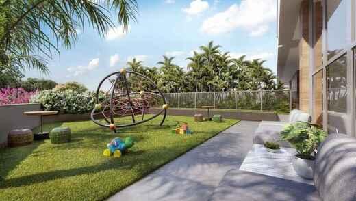 Playground - Apartamento à venda Rua Major Maragliano,Vila Mariana, São Paulo - R$ 1.724.810 - II-17676-29004 - 29