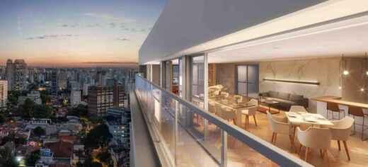 Voo do passaro - Apartamento à venda Rua Major Maragliano,Vila Mariana, São Paulo - R$ 1.724.810 - II-17676-29004 - 31