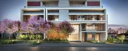 Portaria - Apartamento à venda Rua Major Maragliano,Vila Mariana, São Paulo - R$ 1.724.810 - II-17676-29004 - 3