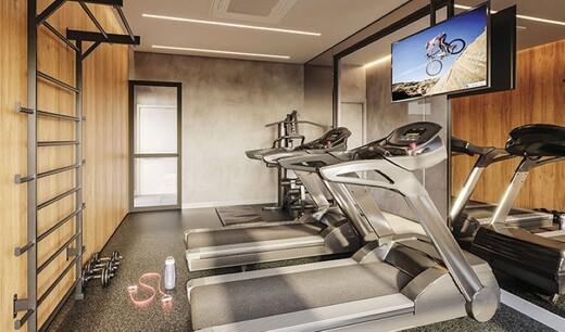 Fitness - Fachada - ST Studios Vila Mariana - 881 - 4