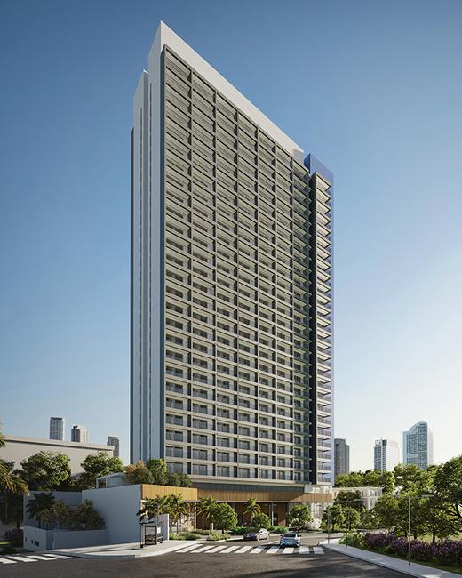 Fachada - Apartamento à venda Rua Vergueiro,Ipiranga, São Paulo - R$ 606.329 - II-17784-29548 - 1