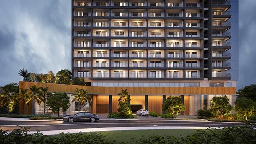 Portaria - Apartamento à venda Rua Vergueiro,Ipiranga, São Paulo - R$ 606.329 - II-17784-29548 - 3