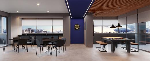 Pub - Apartamento à venda Rua Vergueiro,Ipiranga, São Paulo - R$ 606.329 - II-17784-29548 - 7