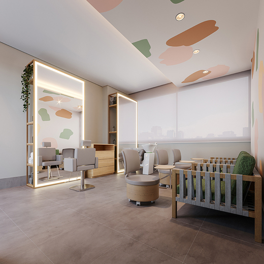 Beauty place - Apartamento à venda Rua Vergueiro,Ipiranga, São Paulo - R$ 606.329 - II-17784-29548 - 9