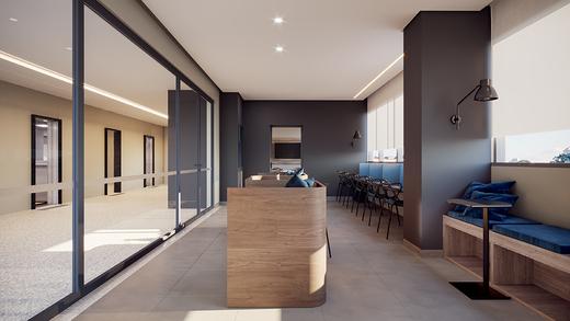 Coworking - Apartamento à venda Rua Vergueiro,Ipiranga, São Paulo - R$ 606.329 - II-17784-29548 - 10
