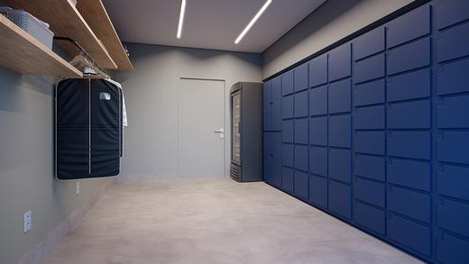 Delivery - Apartamento à venda Rua Vergueiro,Ipiranga, São Paulo - R$ 606.329 - II-17784-29548 - 12