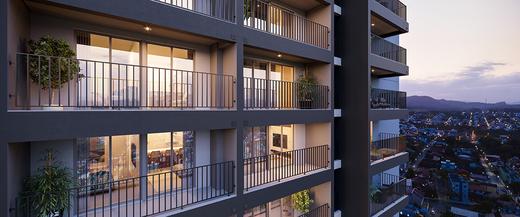 Voo de passaro - Apartamento à venda Rua Vergueiro,Ipiranga, São Paulo - R$ 606.329 - II-17784-29548 - 18