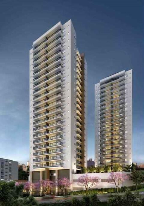 Fachada - Apartamento à venda Rua do Lago,Ipiranga, São Paulo - R$ 528.704 - II-17720-29296 - 3