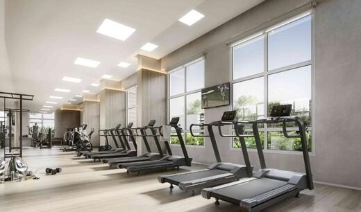 Fitness - Apartamento à venda Rua do Lago,Ipiranga, São Paulo - R$ 528.704 - II-17720-29296 - 7
