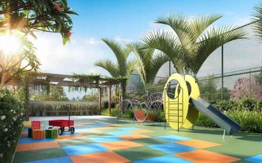 Playground - Apartamento à venda Rua do Lago,Ipiranga, São Paulo - R$ 528.704 - II-17720-29296 - 13