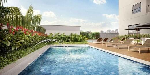 Piscina - Apartamento à venda Rua do Lago,Ipiranga, São Paulo - R$ 528.704 - II-17720-29296 - 19