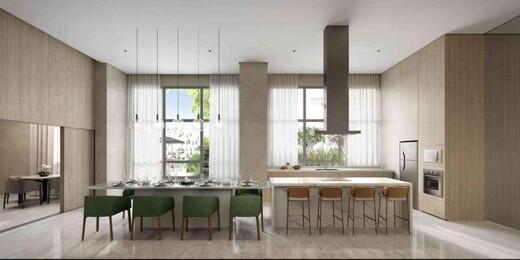 Espaco gourmet - Apartamento à venda Rua do Lago,Ipiranga, São Paulo - R$ 528.704 - II-17720-29296 - 12