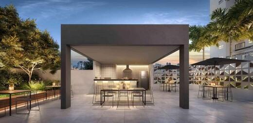 Churrasqueira - Apartamento à venda Rua do Lago,Ipiranga, São Paulo - R$ 528.704 - II-17720-29296 - 14
