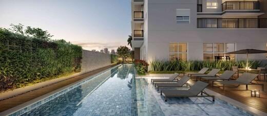 Piscina - Apartamento à venda Rua do Lago,Ipiranga, São Paulo - R$ 528.704 - II-17720-29296 - 18