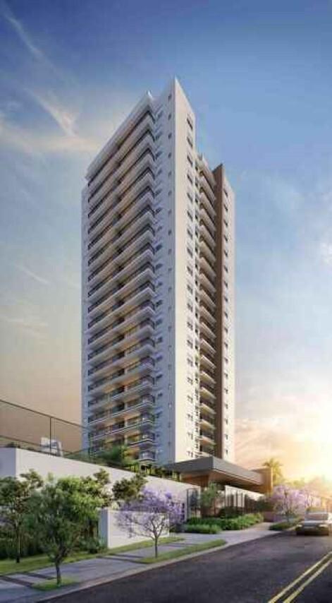 Fachada - Apartamento à venda Rua do Lago,Ipiranga, São Paulo - R$ 528.704 - II-17720-29296 - 1