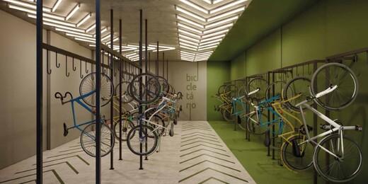 Bicicletario - Fachada - Versa Brooklin - 888 - 20
