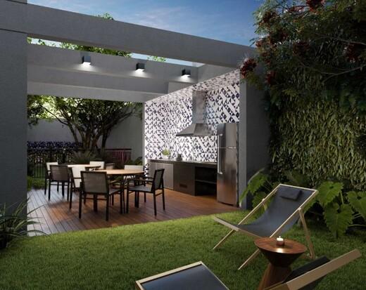 Churrasqueira - Apartamento 1 quarto à venda Campo Belo, São Paulo - R$ 361.000 - II-17756-29370 - 12