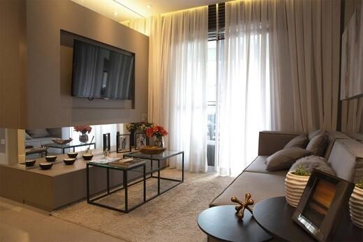Living - Apartamento à venda Rua Itapiru,Saúde, São Paulo - R$ 1.150.950 - II-17807-29593 - 3