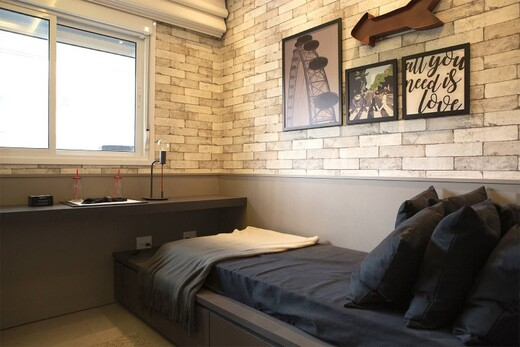 Dormitorio - Apartamento à venda Rua Itapiru,Saúde, São Paulo - R$ 1.150.950 - II-17807-29593 - 5