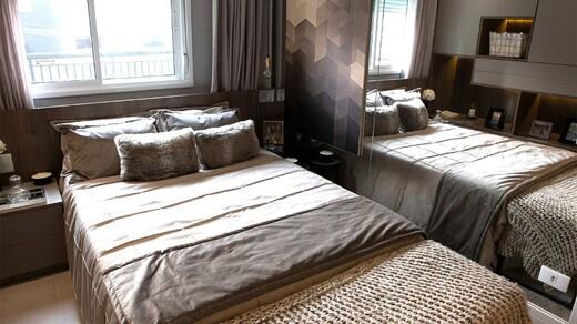 Dormitorio - Apartamento à venda Rua Itapiru,Saúde, São Paulo - R$ 1.150.950 - II-17807-29593 - 6