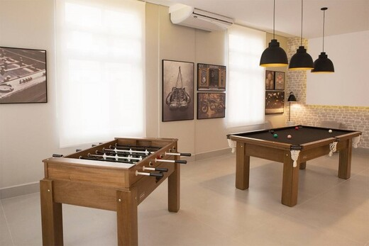 Salao de jogos - Apartamento à venda Rua Itapiru,Saúde, São Paulo - R$ 1.150.950 - II-17807-29593 - 7
