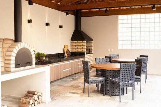 Churrasqueira - Apartamento à venda Rua Itapiru,Saúde, São Paulo - R$ 1.150.950 - II-17807-29593 - 8