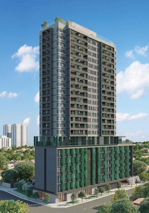 Fachada - Loja 128m² à venda Rua Senador Milton Campos,Brooklin, São Paulo - R$ 1.442.640 - II-17822-29620 - 1