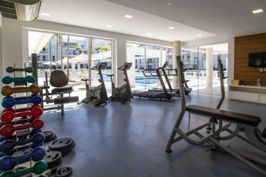 Fitness - Fachada - Front Park Residence - Fase 4 - 310 - 2