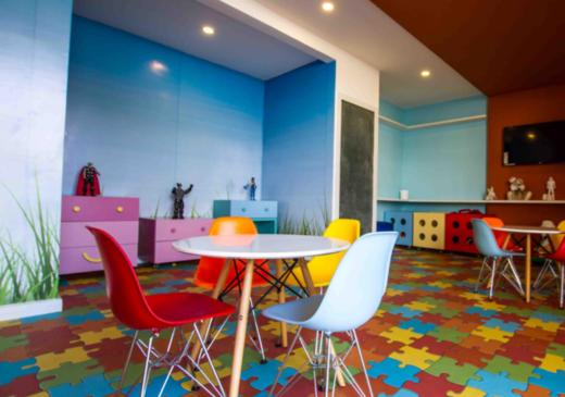 Espaco kids - Fachada - Front Park Residence - Fase 4 - 310 - 9