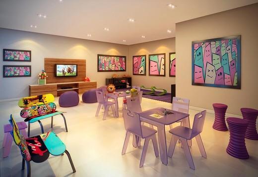 Brinquedoteca - Fachada - Arte Arquitetura Pinheiros 2 - 2 - 5