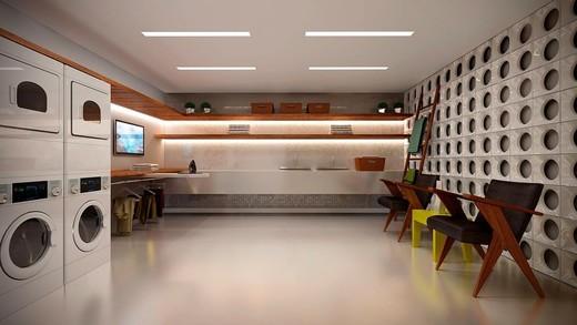 Lavanderia - Fachada - Arte Arquitetura Pinheiros 2 - 2 - 6