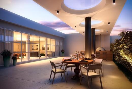 Salao de festas - Fachada - Arte Arquitetura Pinheiros 2 - 2 - 9