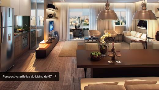 Living - Fachada - Destiny Lapa - 883 - 4