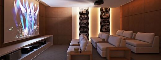 Cinema - Fachada - Caminhos da Lapa Home Club - 1 - 10