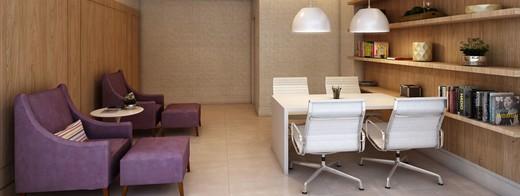Home office - Fachada - Caminhos da Lapa Home Club - 1 - 14