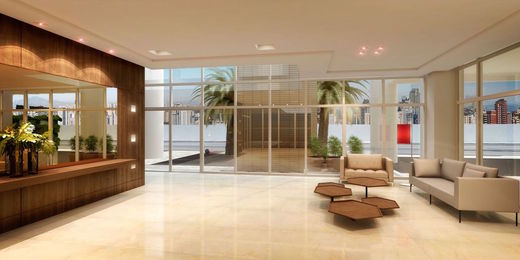 Lobby residencial - Fachada - One Eleven Home - 265 - 3