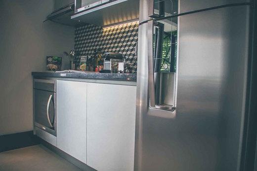 Cozinha - Fachada - Ext Campo Belo - 267 - 10