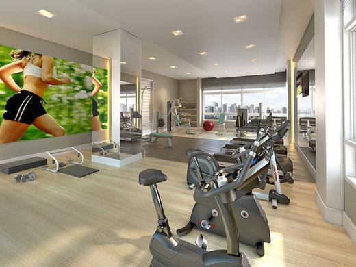 Fitness - Fachada - Ext Campo Belo - 267 - 13